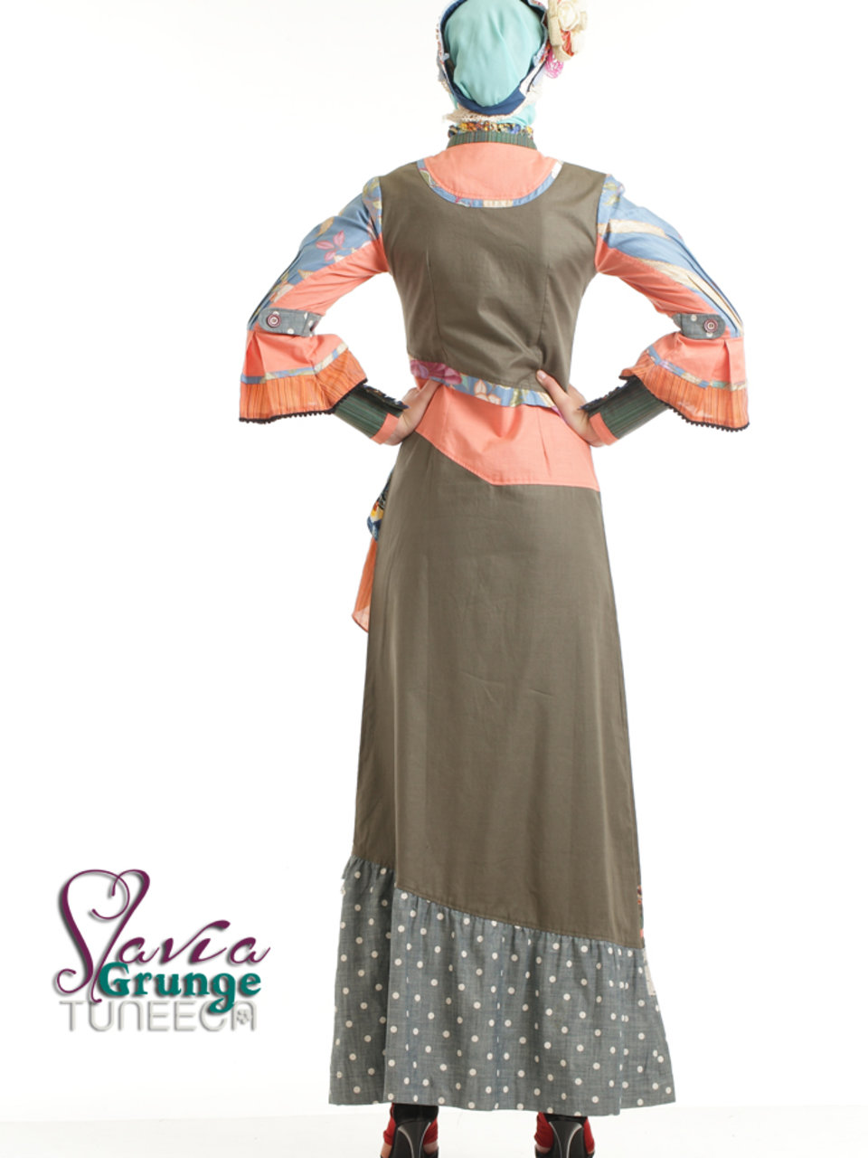 Gamis Magnificent Gown