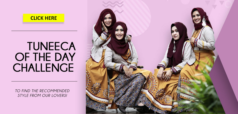 Tuneeca Busana Muslim Modern