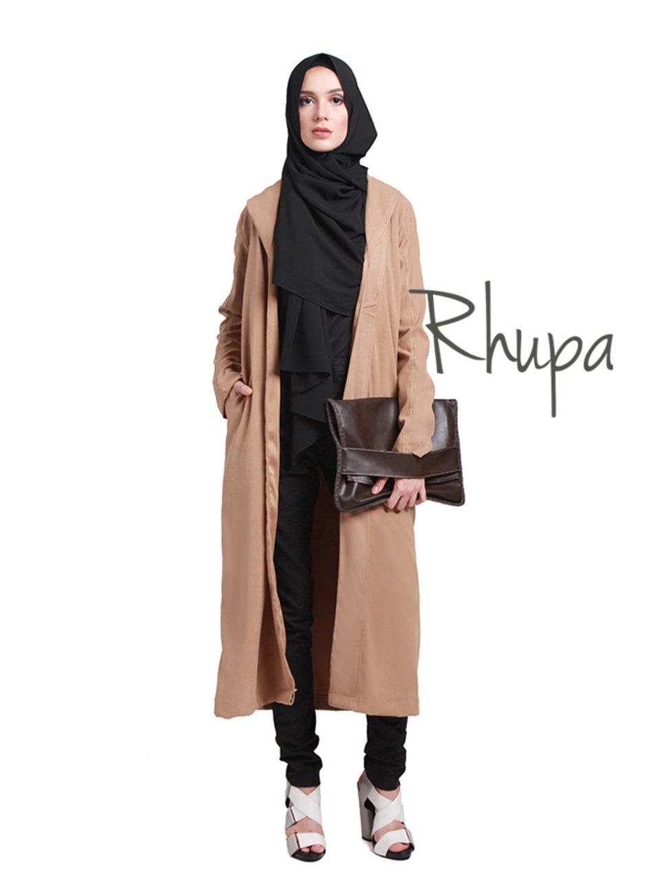 01 Suede Coat