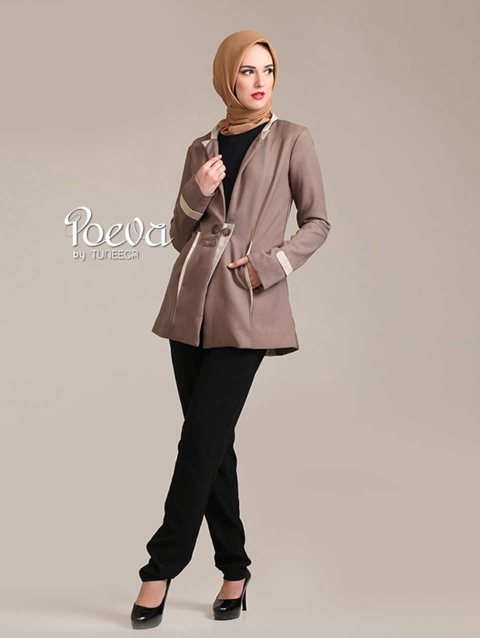 01 The Brown Shade Blazer