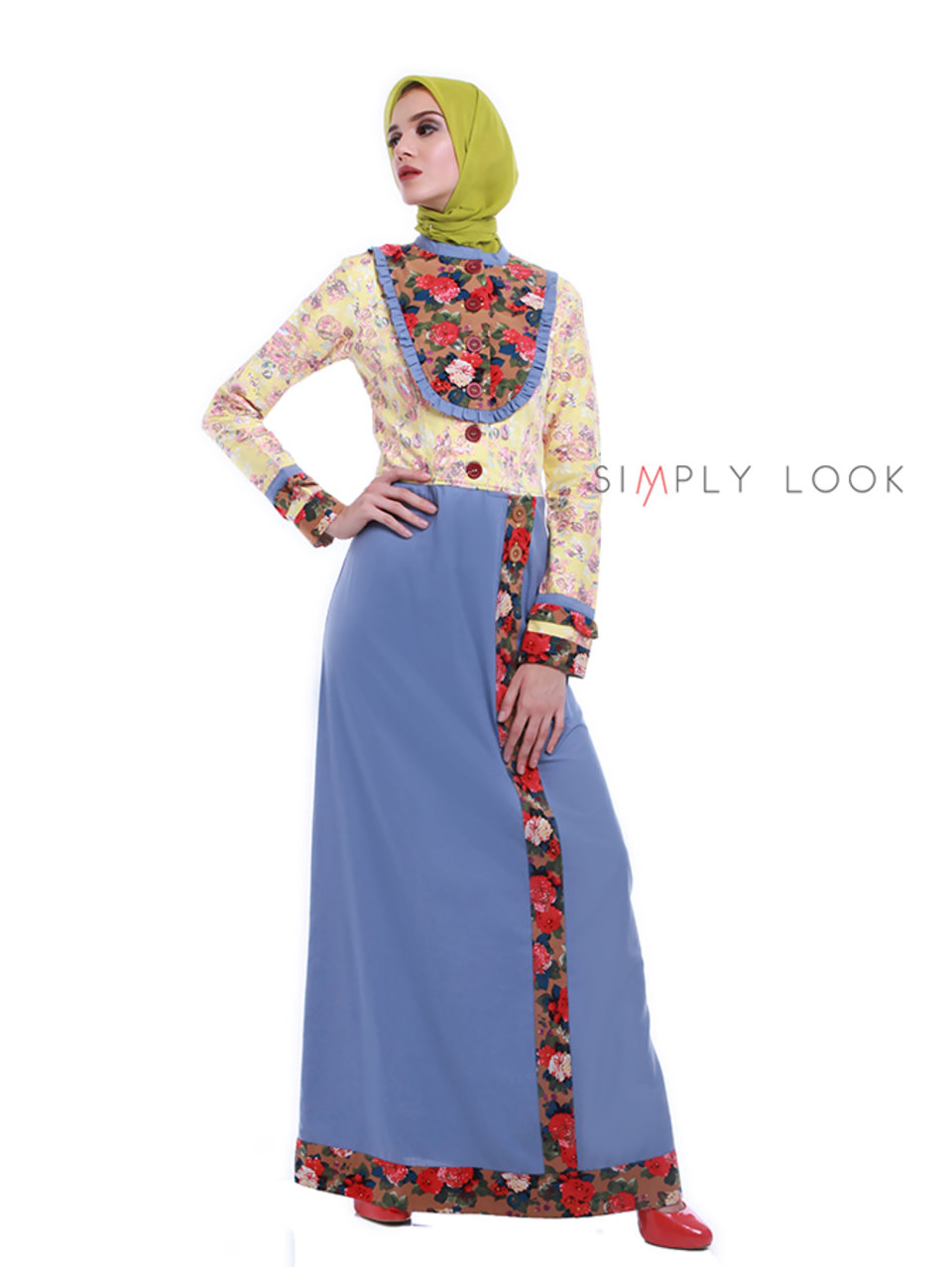 03 The Sense Of Blue Gamis A