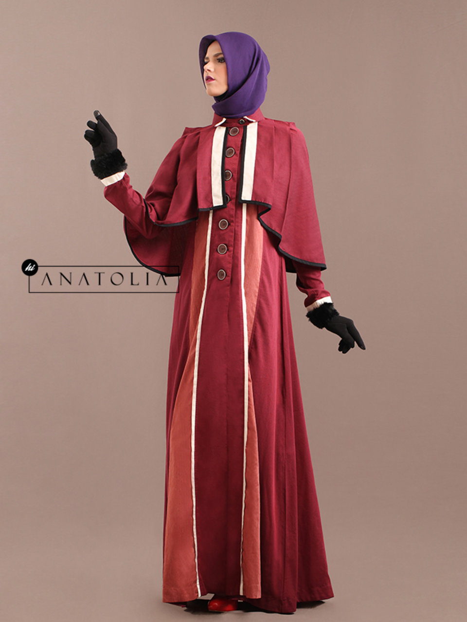 50 Abaya Jubah Modern Bordir