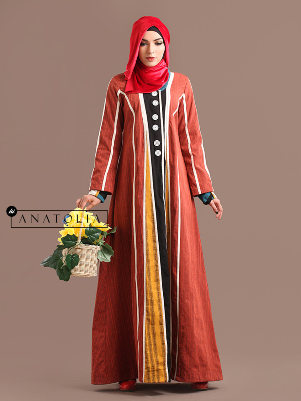 59 Abaya Dress Unik Terkini