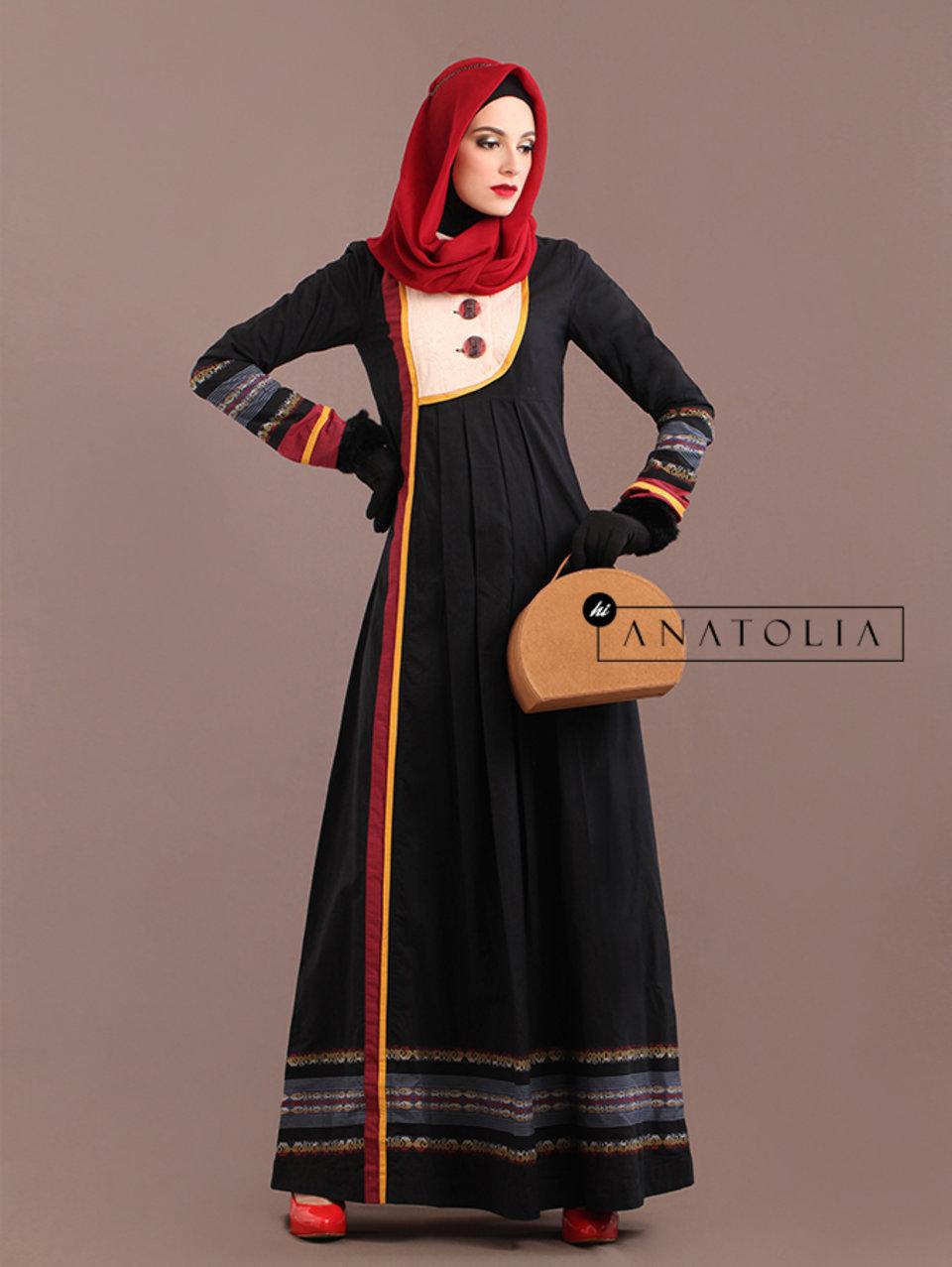 66 Abaya Dress Motif Ulos