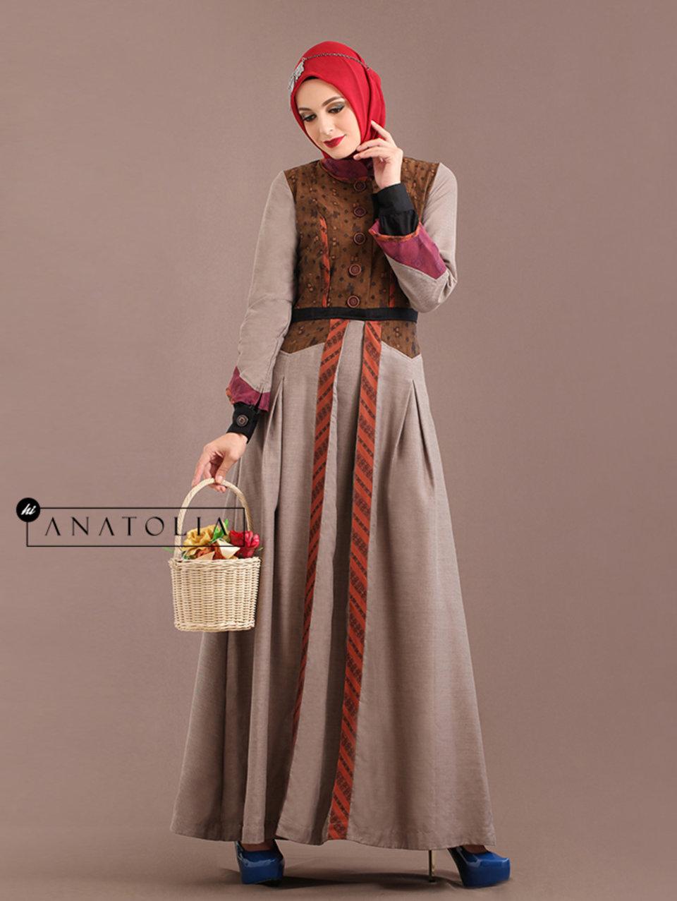 73 Abaya Dress Elegan
