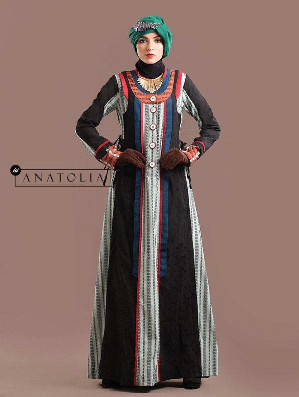 87 Abaya long dress terbaru