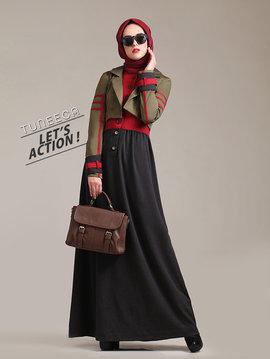 04 dress blazer muslim army