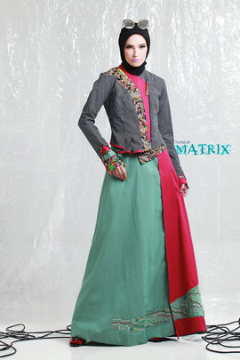 Gamis (Long Dress)  21c987a201