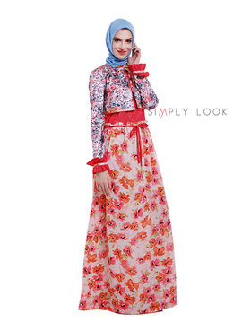 07 The Miracle Flower Gamis A (2)