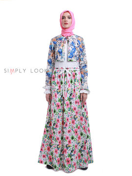 07 The Miracle Flower Gamis B