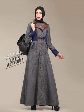 11 long dress muslim formal