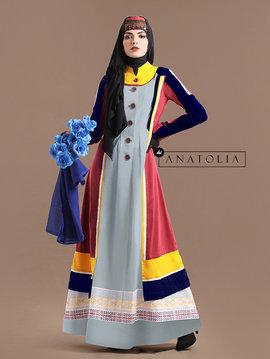 29 Abaya Dress Turki Terbaru