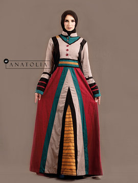 32 Abaya Dress Turki Modern