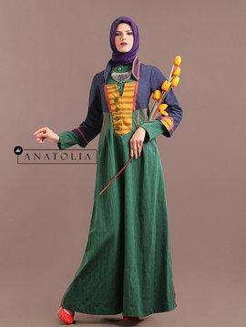 79 Long Dress Abaya Terbaru