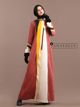 89 Long Dress Abaya Modis