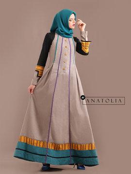 92 Abaya Cantik Elegan