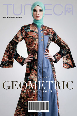 GEOMETRIC COVER