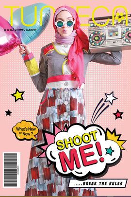 shoot me cover