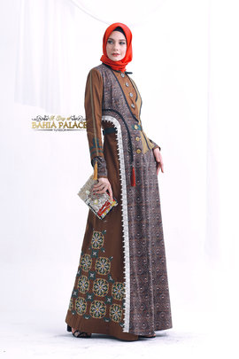 Gamis Long Dress Tuneeca