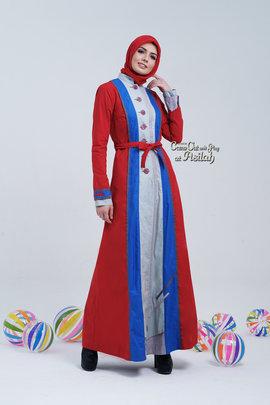Gamis Long Dress Tuneeca