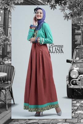 Gamis (Long Dress) | Tuneeca