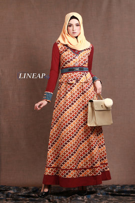 Gamis (Long Dress)  3ba70e6556