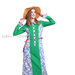 01 Sparkling Green Gamis A