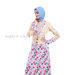 02 Ethnical Flower Gamis A