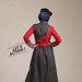 02 baju kerja casual muslim - belakang