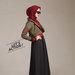 04 dress blazer muslim army - kanan