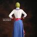 05 Long dress muslim simple -  belakang
