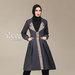 06 Hazel Grey Coat