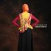 06 Bohemian gamis dress bordir - belakang