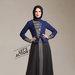 07 baju kerja muslimah elegan