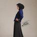 07 baju kerja muslimah elegan - kiri