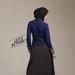 07 baju kerja muslimah elegan - belakang
