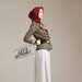 08 blazer dress muslim modis - kanan