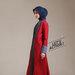 09 long coat dress muslim modis - kiri