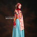 09 Long dress muslim yunani - kanan