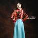 09 Long dress muslim yunani - belakang