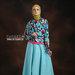 10 baju muslim bohemian style - b