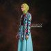 10 baju muslim bohemian style - kiri