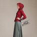 10 blazer dress muslim - kiri