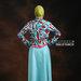 10 baju muslim bohemian style - belakang