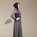 11 long dress muslim formal - kiri