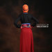 11 Baju muslim untuk ke pesta - belakang