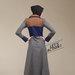 11 long dress muslim formal - belakang
