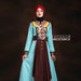 13 Baju muslim terbaru gaya bohemian