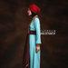 13 Baju muslim terbaru gaya bohemian - kiri