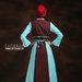 13 Baju muslim terbaru gaya bohemian - belakang